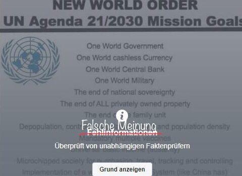 Die Welt im Jahr 2030: Globalisten UN Agenda 21 / 2030 Ziele